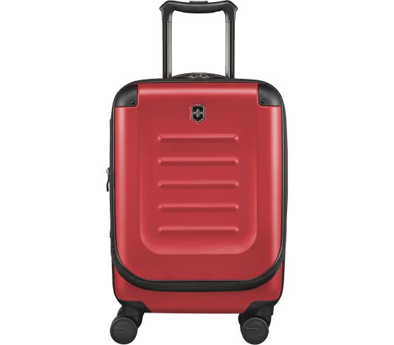 Victorinox 瑞士維氏 Spectra 2.0 可擴展輕巧全球適用 登機型 TRGE-601284 旅行箱 20吋 登機箱 紅 / 個