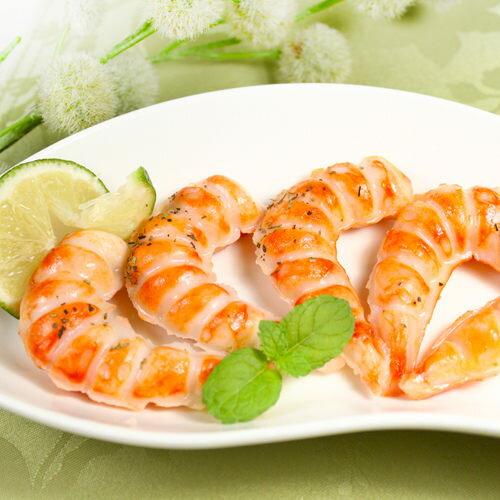 鮮滋味600g ★愛家純素~非基改純淨素食 素蝦 全素美食 素海鮮 1