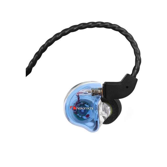 志達電子 Elite Pro 200 日本中道Nakamichi 雙單元 耳道式耳機 Hi-Res 認證 公司貨