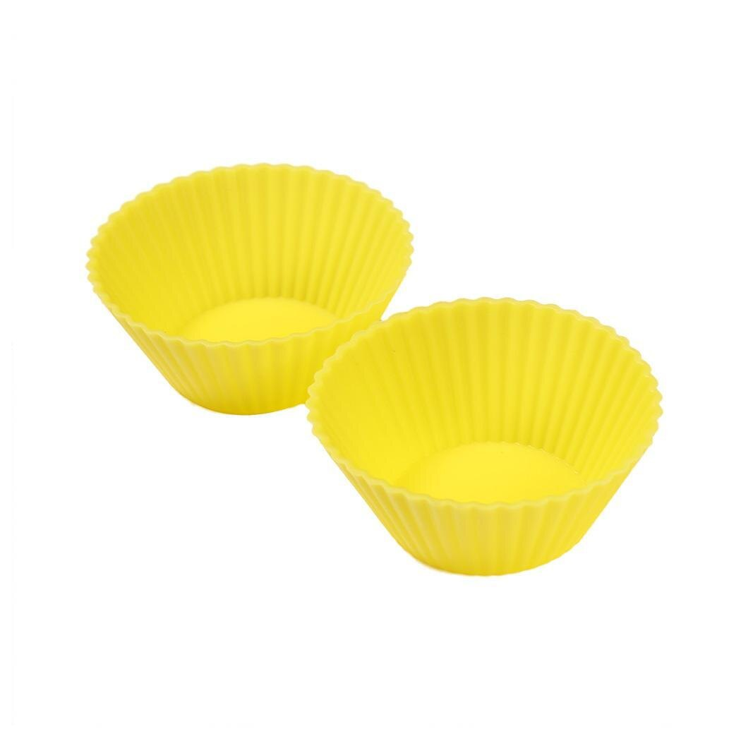 Microwave Ovens Baking Mini Cake Mould Cups 4