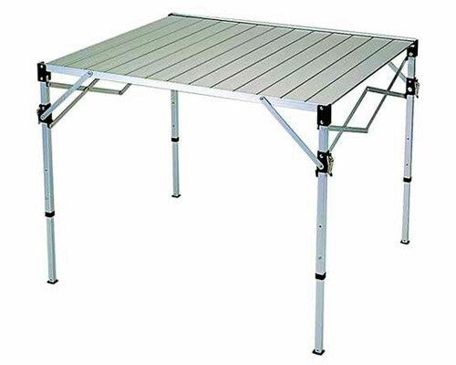 【【蘋果戶外】】Appleoutdoor TAB-980H 鋁合金折疊桌 可調式 三段高度 台灣製 大型 蛋捲桌野餐桌 DJ-7118