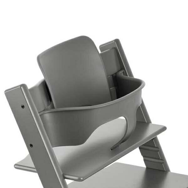 STOKKETrippTrapp®成長椅配件-嬰兒套件(風暴灰)