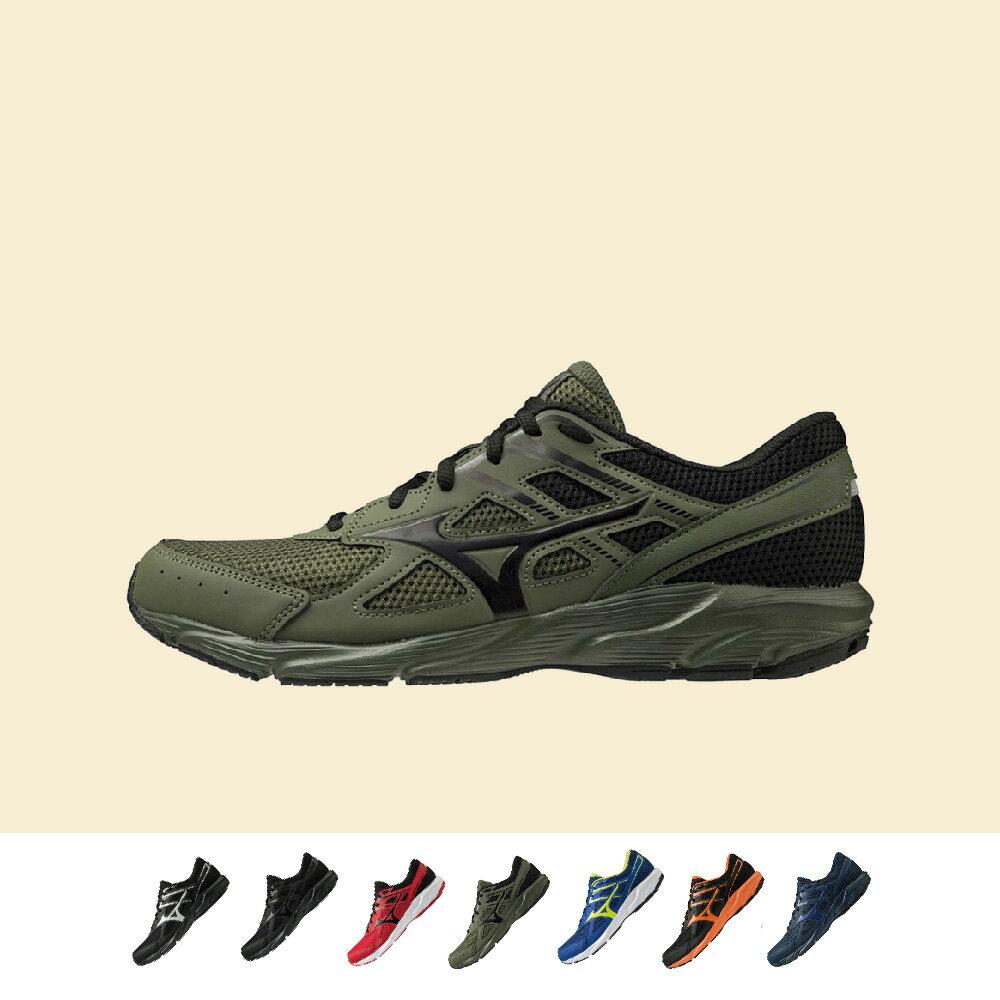 MIZUNO 男 運動慢跑鞋 MAXIMIZER 23 - K1GA2100