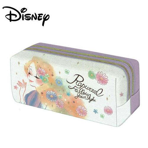 【日本正版】長髮公主 雙層筆袋 鉛筆盒 筆袋 魔髮奇緣 樂佩 迪士尼 Disney - 494158