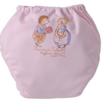 『121婦嬰用品館』狐狸村 超吸濕透氣練習褲 M -粉 - 限時優惠好康折扣