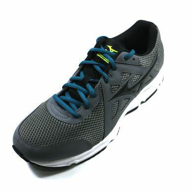 MIZUNO 美津濃 (男) SPARK 2 慢跑鞋 一般型 基礎鞋款- K1GA170309(灰X黑)[陽光樂活]