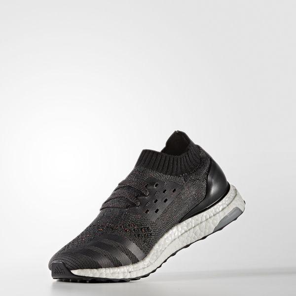 Adidas Ultraboost Uncaged [BB4486] 男鞋 運動 慢跑 襪套 黑 白 愛迪達
