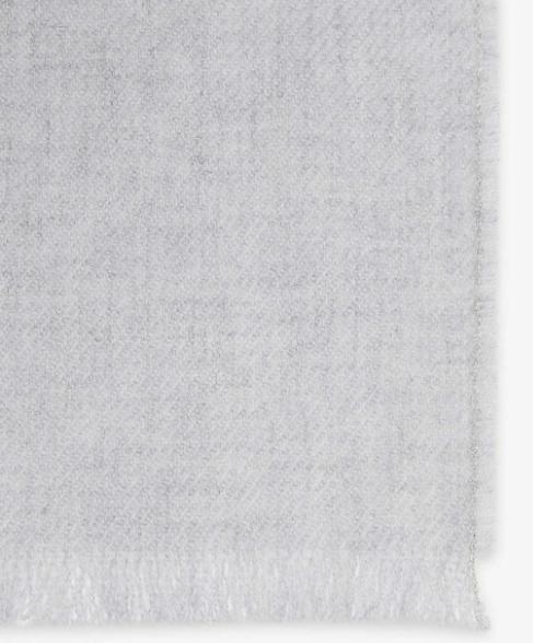 JOHNSTONS 羊毛圍巾 英國製造