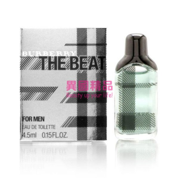 BURBERRY The Beat 節奏男性淡香水50ml