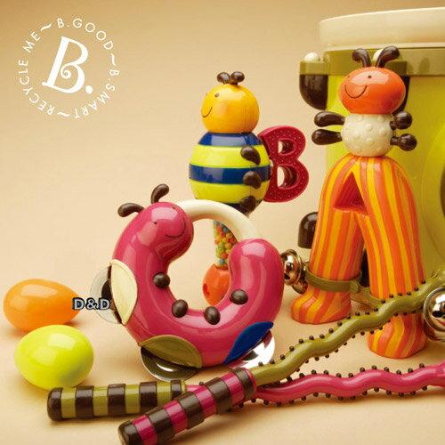 『121婦嬰用品館』B.toys 砰砰砰打擊樂團 2