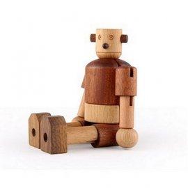 Soopsori 全腦開發.原粹木積木-初階認知系列 機器人『121婦嬰用品館』