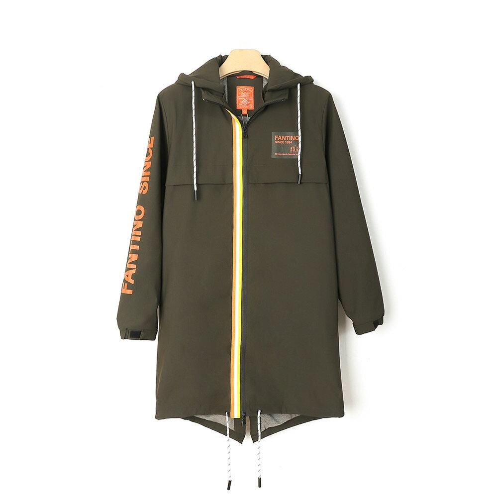 【FANTINO】外套(男)-墨綠 945333 5
