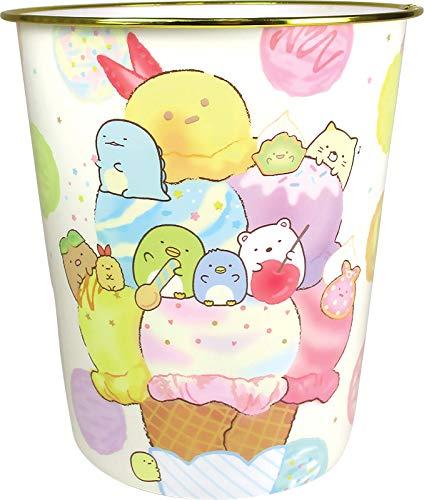 角落生物 Sumikko Gurashi 塑膠垃圾桶,垃圾筒/雜物桶/水桶/分類桶/資源回收桶/廚餘桶,X射線【C094486】