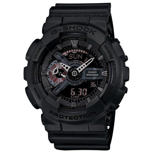 Men's Casio G-Shock X-Large Matte Black Watch 0