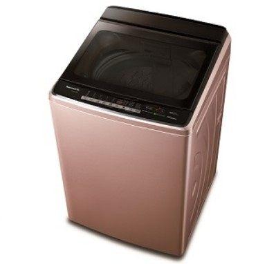 【Panasonic國際牌】11公斤ECONAVI變頻洗衣機NA-V110EB-PN玫瑰金
