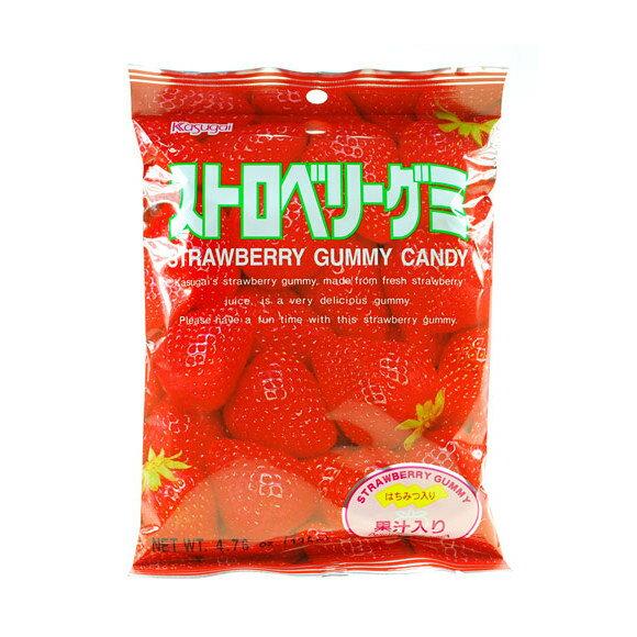 [草莓季]Kasugai春日井草莓軟糖 107g