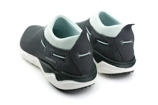 【MERRELL 8折│全店免運】MERRELL 1SIX8 MOC 女鞋 灰綠色 健行鞋│休閒鞋 2