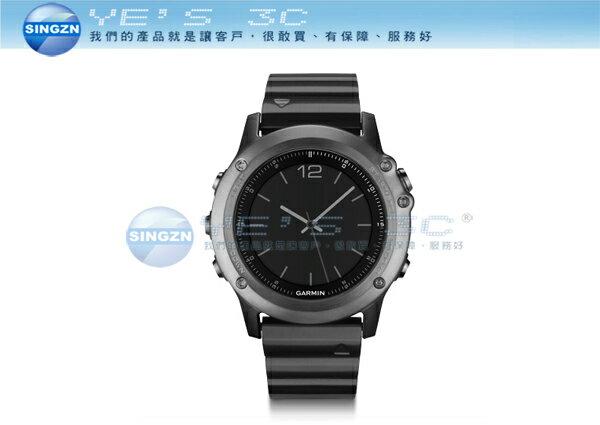 「YEs 3C」現貨 GARMIN fenix 3 全能戶外運動GPS腕錶 藍寶石 限量 免運  有發票 yes3c