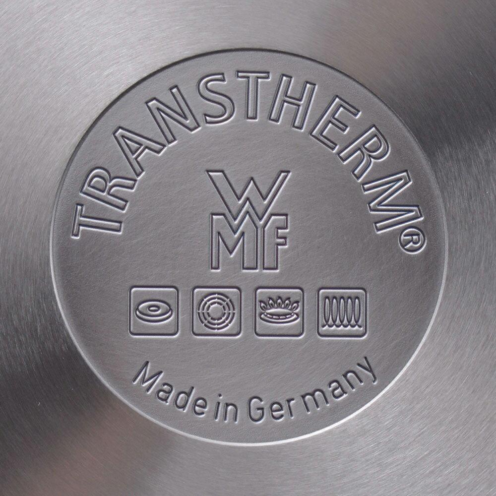 【WMF】 Profi Plus 不鏽鋼鍋 平底鍋 炒鍋 煎鍋 28cm  德國製造 4