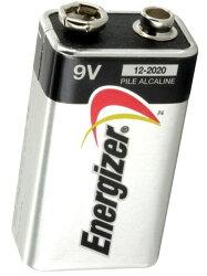 【文具通】Energizer 勁量 鹼性 電池 9V 1粒入 環保包 Q2010117