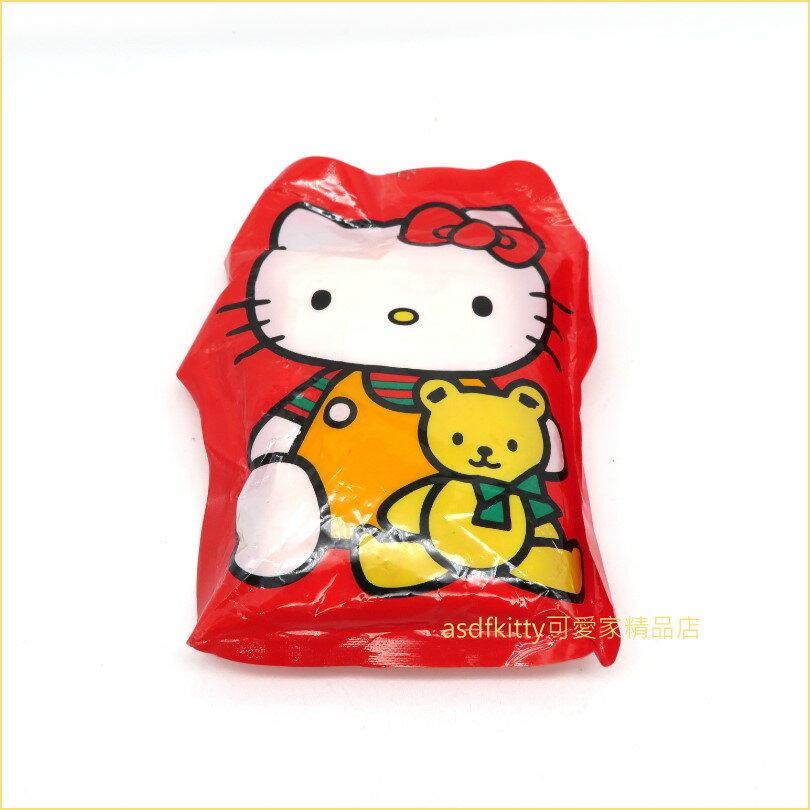 asdfkitty可愛家☆展示品出清-KITTY小熊面紙-1997年出品-日本製