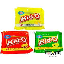 〚日清〛Kid-O日清三明治330g - 奶油 / 巧克力 / 檸檬