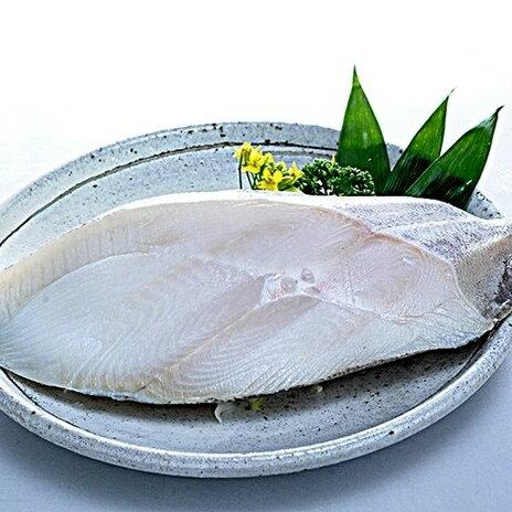 《海鱺屋。嚴選》冷凍扁鱈魚(大比目魚)輪切片 重量:約350-450g