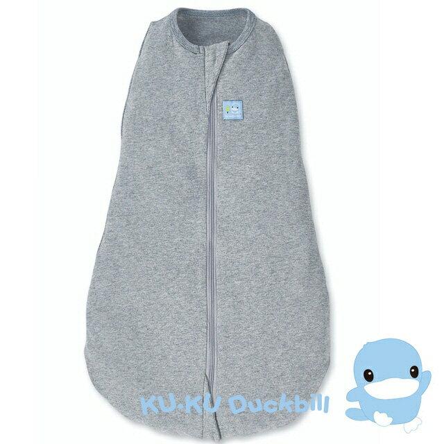 【酷咕鴨】KU.KU超好眠懶人包巾(智慧灰)