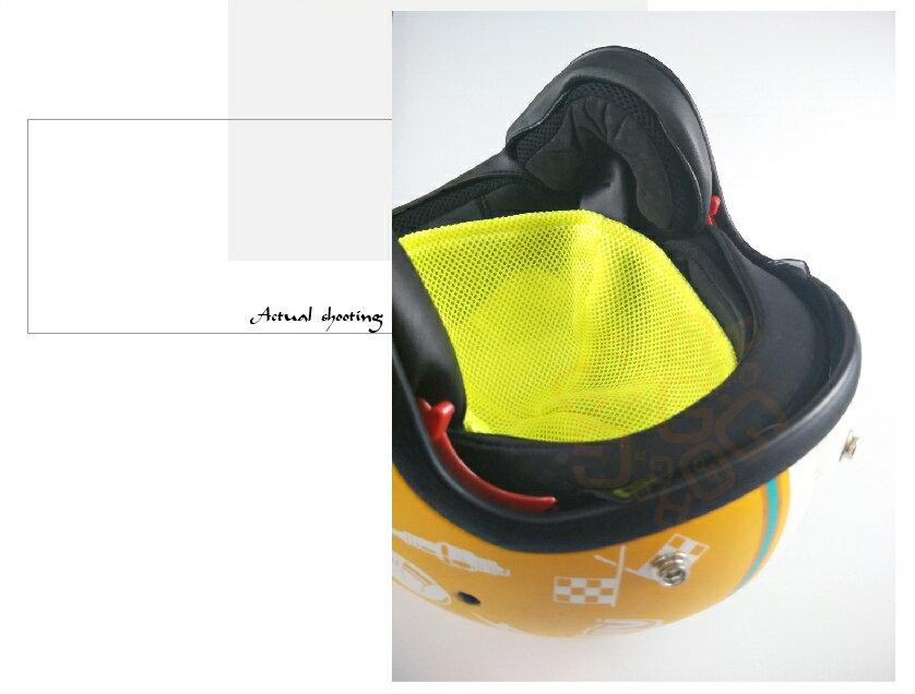 ORG《SD1070a》台灣製~3D網格透氣 安全帽內襯 3D替換內襯 透氣內襯 安全帽內套 安全帽內襯套 騎士用品 5