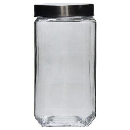 玻璃儲物罐 2100ml 1~LL NITORI宜得利家居