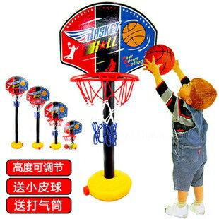 兒童籃球架可升降 1-2-3-4周歲半男女寶寶室內外籃球投籃體育玩具  雙12購物節 YTL 8號時光