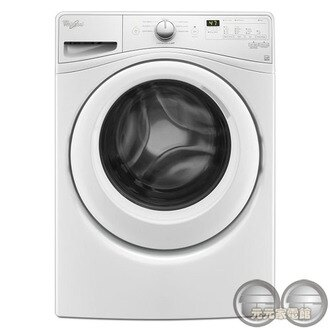 Whirlpool 惠而浦 15公斤 滾筒洗衣機 WFW75HEFW~限區含配送安裝