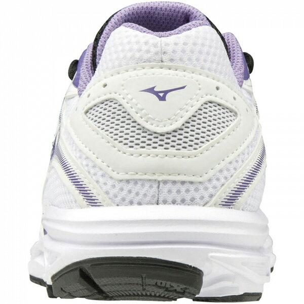 Mizuno Maximizer 21 [K1GA190168] 女鞋 運動 休閒 慢跑 走路 輕量 美津濃 白紫 4
