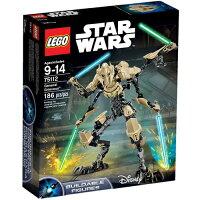 星際大戰 LEGO樂高積木推薦到樂高積木LEGO《 LT75112 》STAR WARS™ 星際大戰系列 - General Grievous™就在東喬精品百貨商城推薦星際大戰 LEGO樂高積木