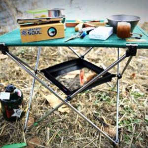 美麗大街【GT107041828E2】折疊桌收納掛網置物掛架野營掛袋 (小號)