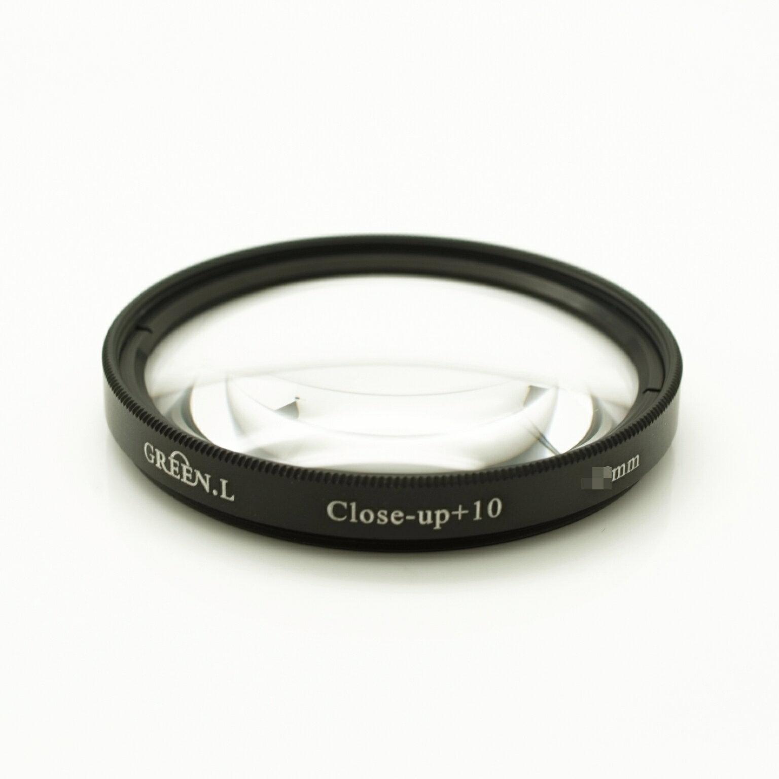 又敗家@ Green.L 46mm近攝鏡(close-up+10)Micro Macro鏡微距鏡,代倒接環雙陽環適近拍生態攝影適Panasonic 14mm F2.5 20mm F1.7 45-175..