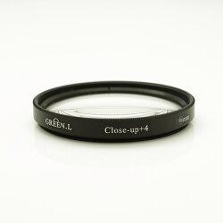又敗家@ Green.L 52mm近攝鏡(close-up+4)Micro Macro鏡微距鏡,代倒接環雙陽環適近拍生態攝影適Nikon 18-55mm f3.5-5.6G  PENTAX 50-200mm F4-5.6 ED AL WR