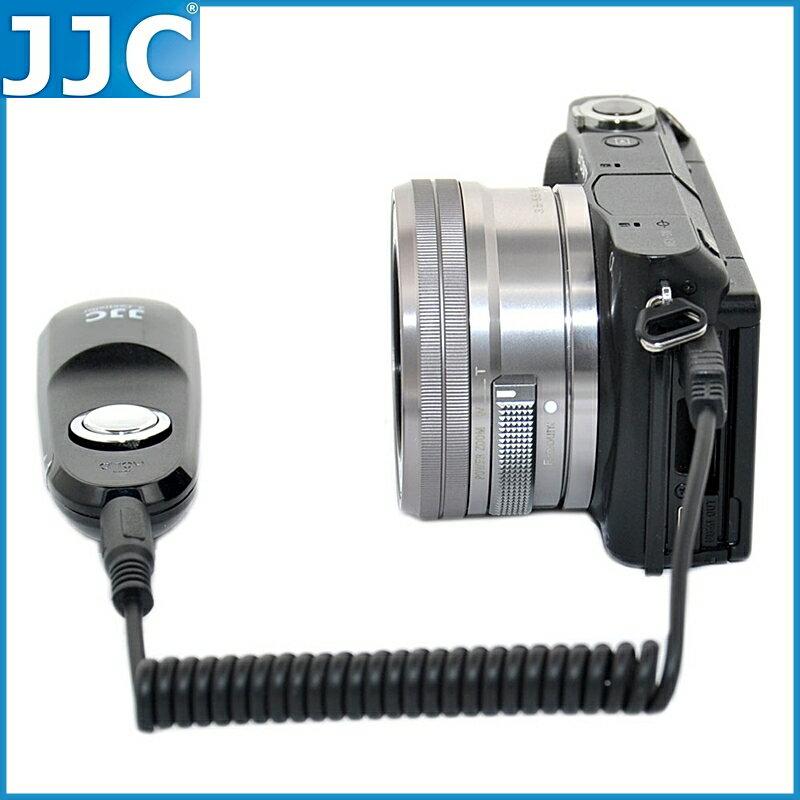 JJC可換線副廠SONYS-S2,相容原廠Sony索尼RM-VPR1拍照功能,適a99 II,a68,a58,a7,a7 II,a7R,a7S,a6500,a6300,a6000,a5100,a500..