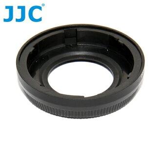 又敗家@尼康NIKON遮光罩HB-N104遮光罩(JJC副廠遮光罩同NIKON原廠遮光罩HBN104遮光罩)適Nikon1 NIKKOR 18.5mm f/1.8太陽罩遮陽罩LENS HOOD f1...
