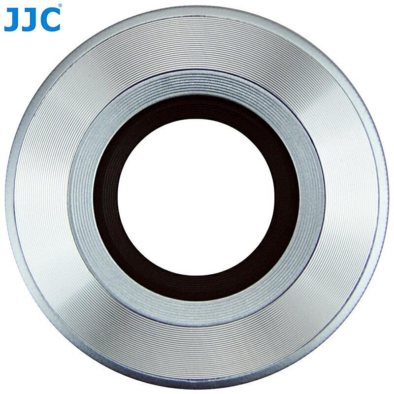 我愛買#JJC副廠適Olympus第四代MZD 14-42mm F3.5-5.6 ED EZ自動鏡蓋自動蓋自動鏡頭前蓋自動賓士蓋自動前蓋自動鏡前蓋奧林巴斯自動鏡頭蓋M.Zuiko Digital 14..
