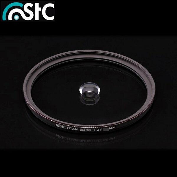 我愛買:我愛買#台灣設計STC多層膜Corning康寧Gorilla強化玻璃77mm濾鏡Titan保護鏡薄框保護鏡MCUV保護鏡率綠鏡防靜電MRC-UV濾鏡