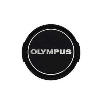 又敗家@原廠Olympus鏡頭蓋LC-46鏡頭蓋(平輸正品)LC46鏡頭蓋46mm鏡頭蓋46mm鏡頭前蓋46mm鏡前蓋46mm鏡蓋46mm鏡頭保護蓋適適MZD 17mm f1.8 f/1.8 1:1...