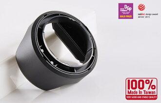 又敗家@台灣製造HOOCAP遮光罩鏡頭蓋M6652C(相容H-FS014042太陽罩和52mm鏡頭前蓋)適Panasonic國際Lumix G Vario 14-42mm F3.5-5.6 ASPH ..