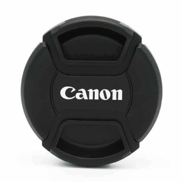 我愛買:我愛買#佳能Canon鏡頭蓋A款62mm鏡頭蓋67mm鏡頭蓋(中捏鏡頭蓋,副廠鏡頭蓋非Canon原廠鏡頭蓋)62mm鏡頭前蓋67mm鏡前蓋62mm鏡蓋子67mm鏡頭保護蓋中扣快扣