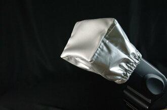 又敗家@通用型絲光布機頂閃光燈柔光罩(亦適內閃)機頂閃燈柔光罩外閃柔光罩適CANON 580EX 430EX II NIKON SB900 SB800 SB700 METZ 58AF-1 58AF-2..
