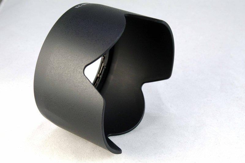 又敗家@uWinka副廠遮光罩尼康Nikon HB-31遮光罩(可反扣反裝倒接同NIKON原廠遮光罩)NIKON遮光罩HB31遮光罩適Nikkor 17-55mm f/2.8G ED IF AF-S DX Zoom f2.8太陽罩蓮花遮光罩