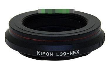 又敗家@ KIPON L39-NEX轉接環M39-NEX轉接環(適leica M39鏡頭接SONY E-MOUNT機身)L39轉NEX轉接環 M39轉NEX轉接環徠卡 LTM轉NEX