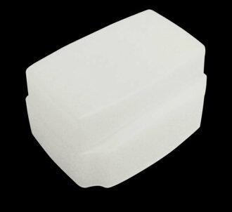 又敗家@賓得士Pentax肥皂盒AF540FGZ肥皂盒AF-540FGZ肥皂盒AF540肥皂盒機頂閃燈柔光罩外閃柔光盒uWinka製,亦適METZ 40 MZ1i MZ3i美緻