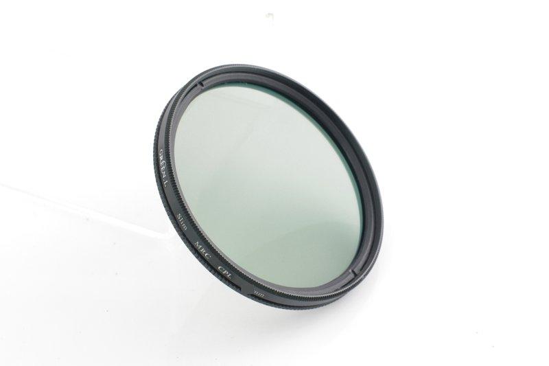 我愛買#Green.L防水16層多層鍍膜偏光鏡55mm偏光鏡(薄框偏光鏡)MC-CPL偏光鏡適Sony索尼E 16-70mm F4 DT 16-105mm 18-55mm F3.5-5.6 18-70..