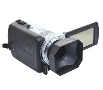 又敗家@ JJC 46mm方形螺口遮光罩螺牙DV遮光罩適Olympus MZD 12mm f2.0 Panasonic PZ 45-175mm F4.0-5.6 14mm F2.5 20mm F1.7..